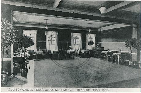 Gaststätte Schwarzes Ross Cloppenburger Straße
