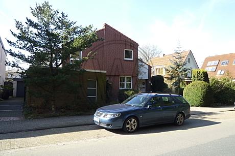 Haus in der Wienstraße