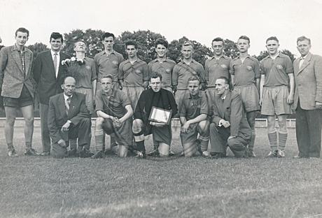 Gruppenfoto VfB