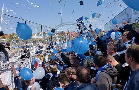 VfB Oldenburg Fußballspiel