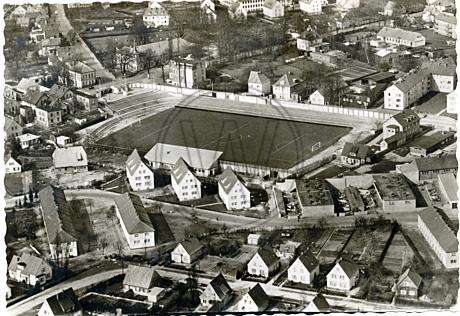 Postkarte VfB Oldenburg