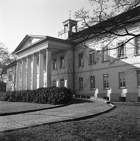 Peter Friedrich Ludwig Hospital um 1960